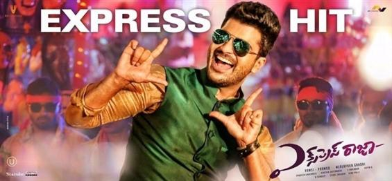 Express Raja will become a hit - Opening Weekend B...