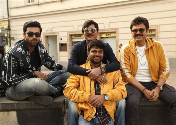 F2: Venkatesh, VarunTej wrap up Prague schedule