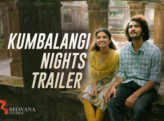 Fahadh Faasil's Kumbalangi Nights Trailer