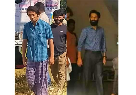 Fahadh Faasil's unbelievable transformation for Malik!