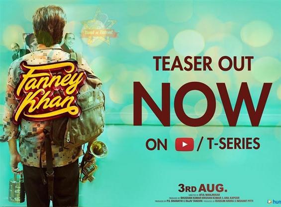 Fanney Khan Teaser ft. Anil Kapoor, Aishwariya Rai