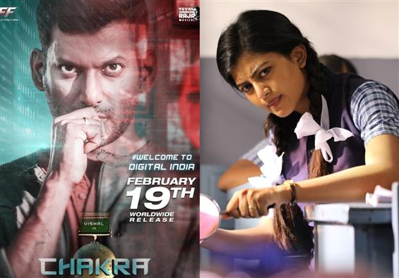 Feb 19 Tamil Movie Releases - Censor & Run Time