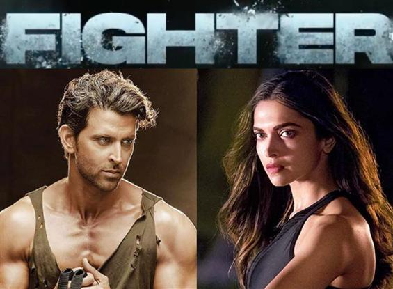News Image - Fighter: Hrithik Roshan, Deepika Padukone team up for the first time! image