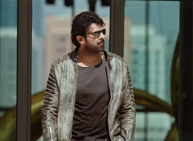 First Glimpse of Prabhas' Saaho