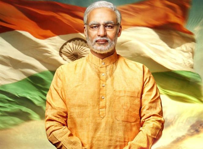 First Look of  Narendra Modi Biopic feat. Vivek Oberoi