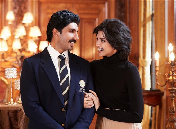 First Look of Deepika Padukone as Romi Dev in 83