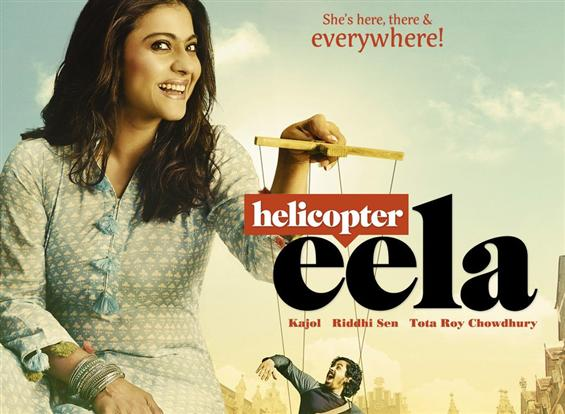 First Look of Kajol's Helicopter Eela