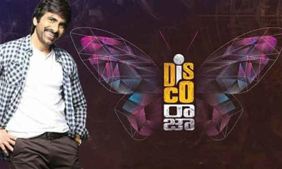 First Look of Ravi Teja's Disco Raja to be unveiled on this date