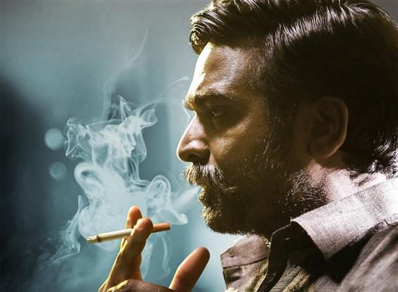 First Look of Vijay Sethupathi as 'Rayanam' in Upp...