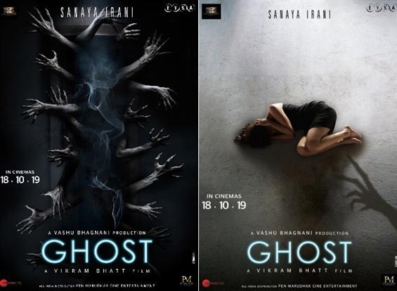 First Look Posters of Vikram Bhatt's horror thrill...