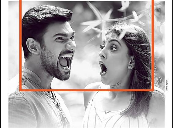 First Looks Of Sita feat. Bellamkonda Sai Srinivas & Kajal Aggarwal