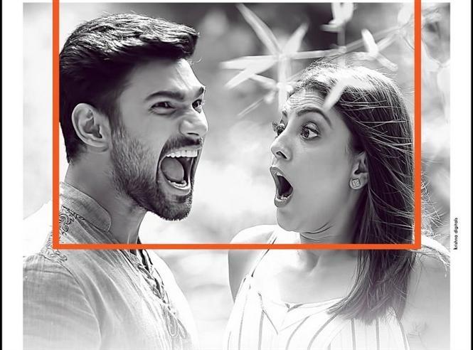 First Looks Of Sita feat. Bellamkonda Sai Srinivas & Kajal Aggarwal