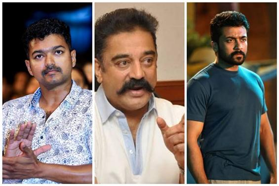 Following Subashri death, Vijay, Suriya and Kamal has a request to Fans on banners