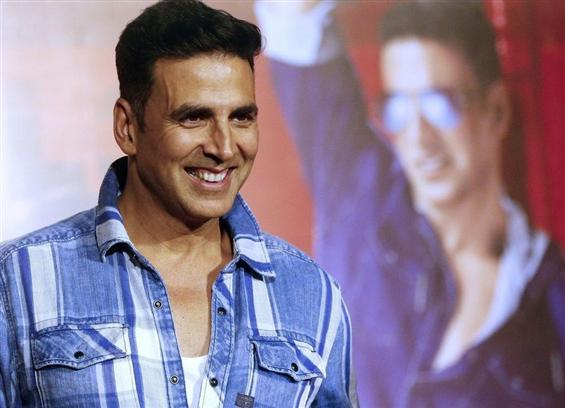 Forbes lists Akshay Kumar as the World's 4th Highe...