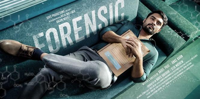 Forensic gears up for an OTT Release!