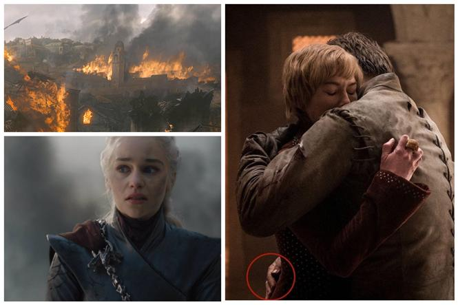 Game of Thrones Season 8 Episode 5 leaves fans disgruntled!