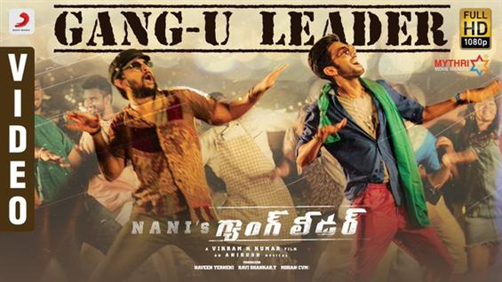 Gang Leader Promotional song ft. Nani, Anirudh