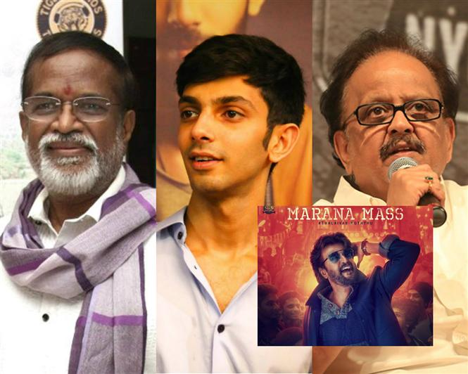 Gangai Amaren says his Anirudh-SPB meme isn't a dig on Petta song Marana Mass!