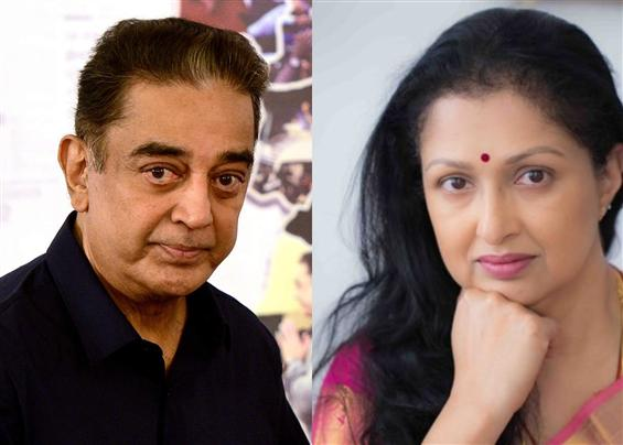 Gautami breaks silence on Kamal Haasan house Quara...