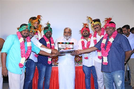 Gautham Karthik's Devarattam officially launched!