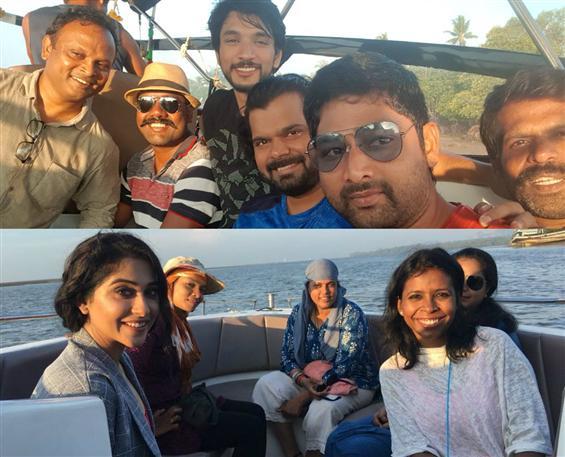 Gautham Karthik's Mr. Chandramouli team shoots at ...