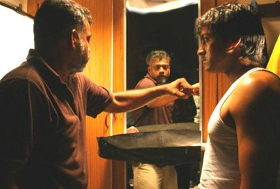 Gautham Menon confirms he is still writing for Sur...