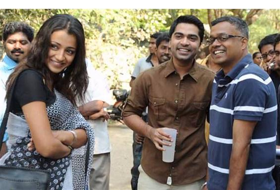 Gautham Menon gives a major spoiler for Vinnaithaa...