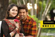 Ghajinikanth Review-Some fun but just remains watchable! Image