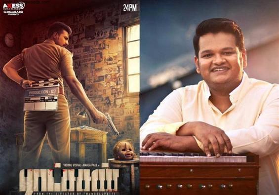 Ghibran: Raatchasan one of my toughest films