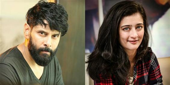 News Image - Ghibran starts composing for Vikram, Akshara Haasan film image