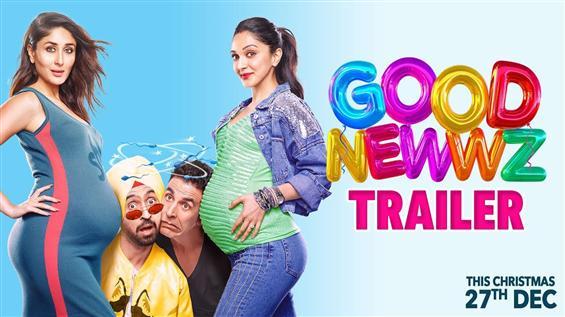 Good Newwz Trailer: Akshay Kumar & Gang are goofs-...