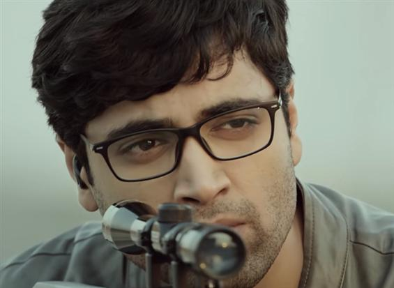 Goodachari Trailer ft Adivi Sesh, Prakash Raj