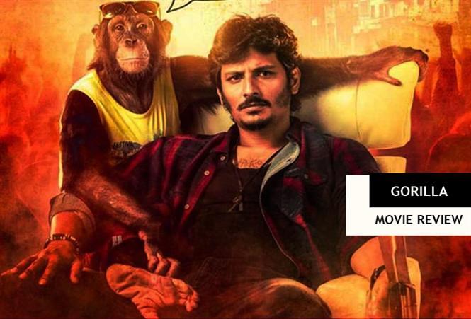 Gorilla Movie Review