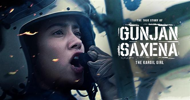 Gunjan Saxena Review - A heartwarming coming of age story that hits all the right notes!