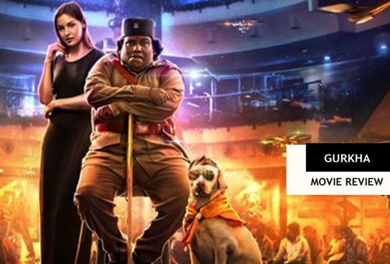 Gurkha Tamil Movie Review