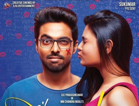 G.V. Prakash, Shalini Pandey's 100% Kadhal finally gears up for a release!