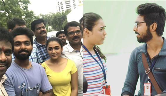GV Prakash's 100% Kaadhal shooting wrapped up