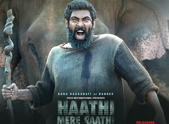 Haathi Mere Saathi Teaser: Rana Daggubati is set o...