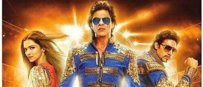 Happy New Year New First Look Motion Poster Shahrukh Khan ...