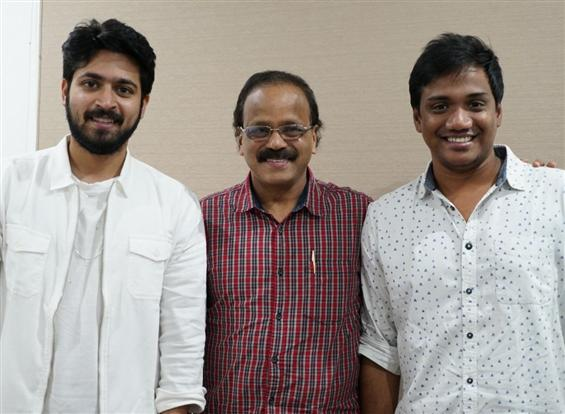 Harish Kalyan and Sanjay Bharathi to team up again...