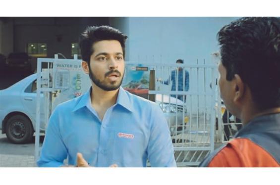 Harish Kalyan's Dhanusu Raasi Neyargalae Teaser