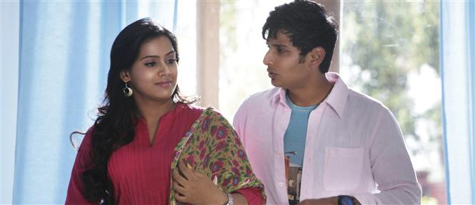 Thulasi Nair In Yaan Song