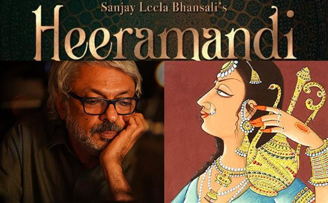 Heeramandi: SLB's epic on Lahore courtesans goes to Netflix!