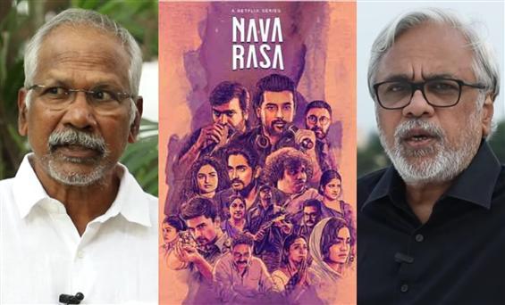 Here is how Navarasa helped 12000 film industry workers!