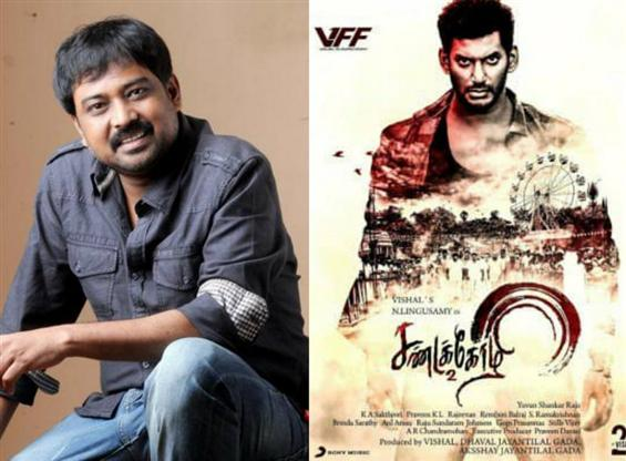 Here is what Lingusamy and team Sandakozhi 2 are u...