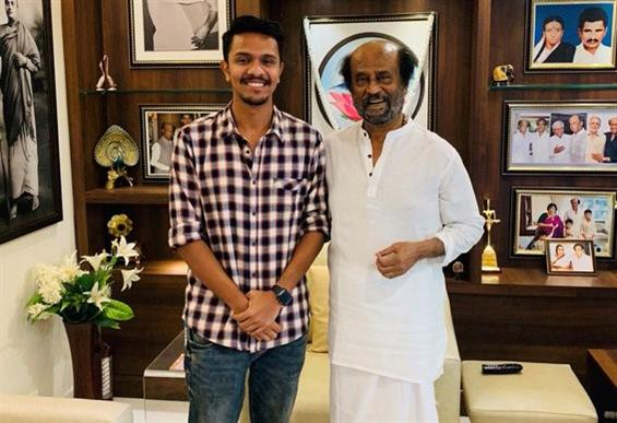 "Here is what Rajinikanth said after watching ""Mafi..."