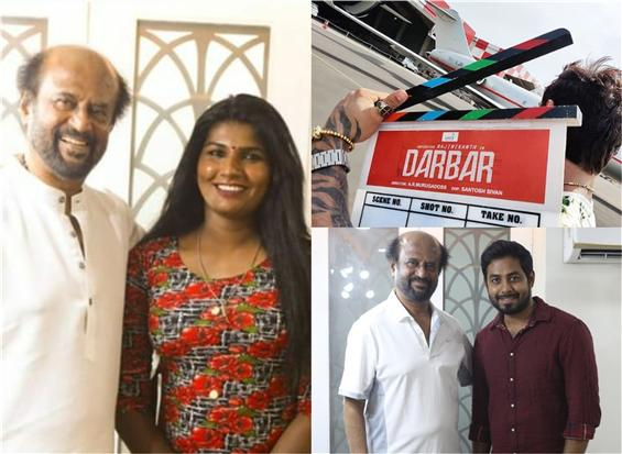 News Image - Here's what is Latest with Rajinikanth's Darbar! image