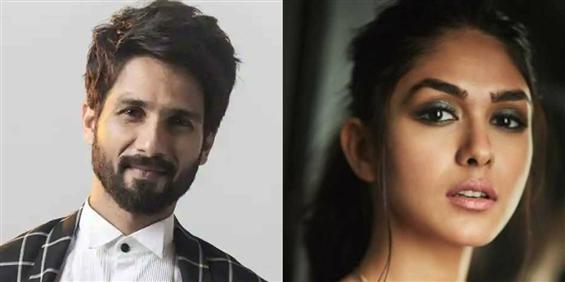 Heroine finalised for Shahid Kapoor's Jersey