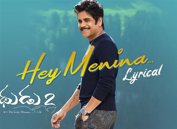 Hey Menina: First song from Nagarjuna's Manmadhudu 2 out