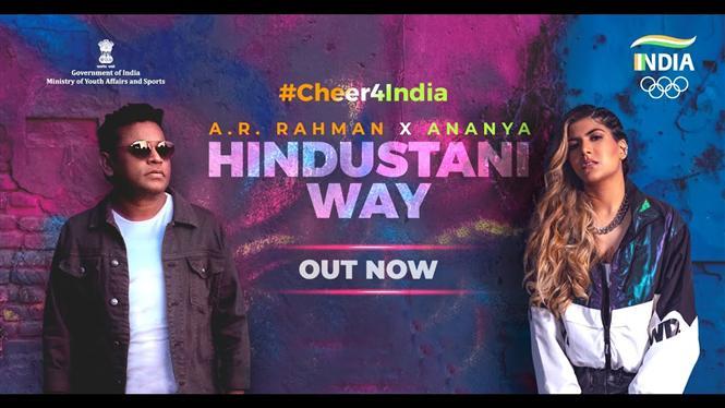 Hindustani Way singer shares BTS of working with AR Rahman!